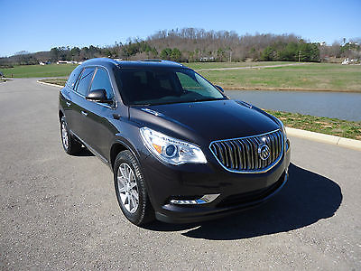 2016 Buick Enclave Leather Sport Utility 4-Door 2016 Buick Enclave