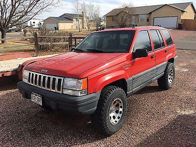 1995 Jeep Grand Cherokee  Jeep Grand Cherokee 4x4