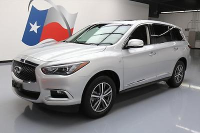 2016 Infiniti QX60 Base Sport Utility 4-Door 2016 INFINITI QX60 7PASS HTD SEATS SUNROOF REAR CAM 21K #518606 Texas Direct
