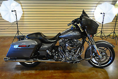 2015 Harley-Davidson Touring  2015 Harley Davidson Street Glide Special FLHXS 2k Miles New Trade In Clean Bike
