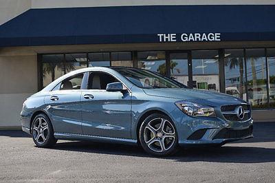 2014 Mercedes-Benz CLA-Class 4dr Coupe CLA250 '14 Mercedes Benz CLA250,Premium 1 Pkg,Panorama Sunroof,Wheel Locking Bolts
