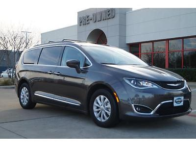 2017 Chrysler Pacifica Touring-L FWD 2017 chrysler pacifica touring l fwd 23458 miles granite crystal metallic clearc