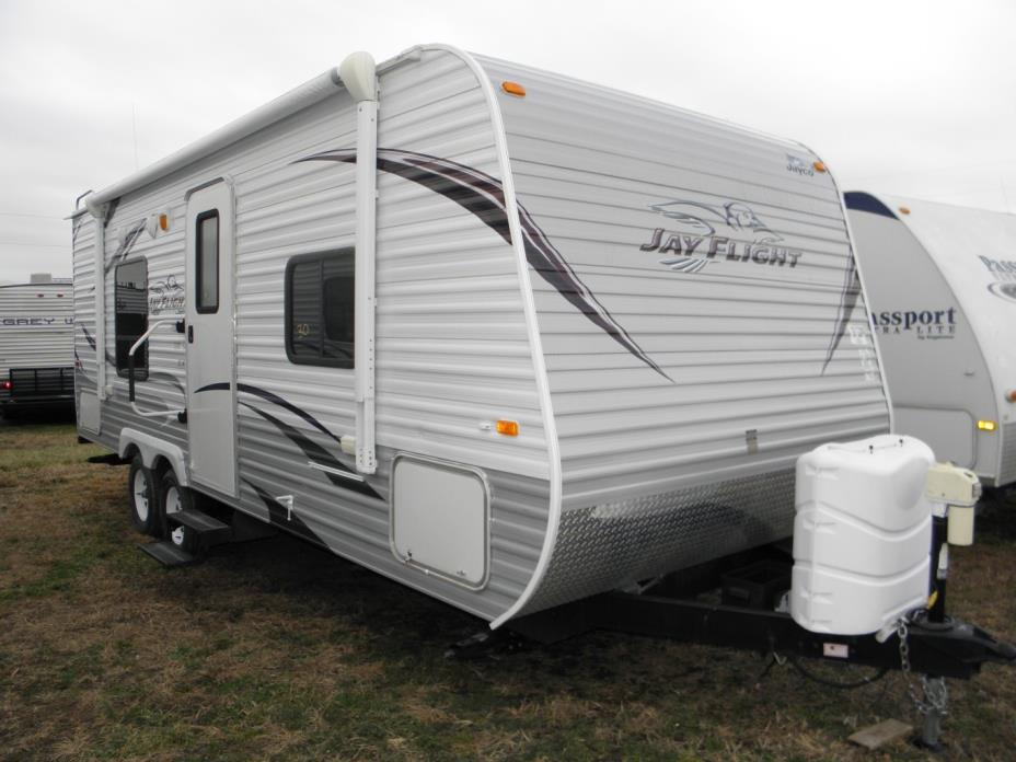 2013 Jayco Jayco Jay Flight 22FB