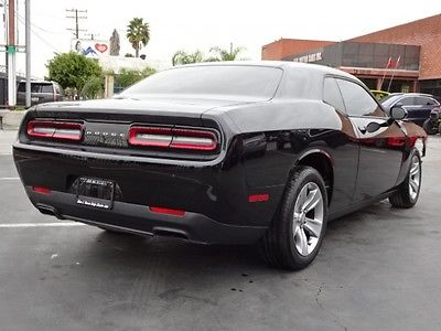 2016 Dodge Challenger SXT 2016 Dodge Challenger SXT Coupe Damaged Clean Title Only 7K Miles Priced to Sell