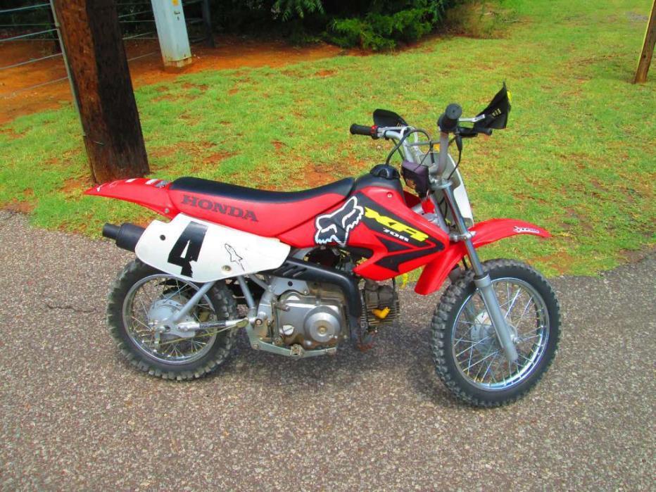 Honda xr70r vehicles for sale for Honda yamaha montgomery al