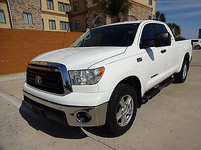 2011 Toyota Tundra Base Crew Cab Pickup 4-Door 2011 Toyota Tundra Double Cab 5.7L V8 Engine Descent Miles Super Clean Truck