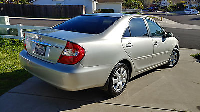 2002 Toyota Camry LE Toyota Camry
