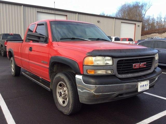 1999 Gmc Sierra 2500  Pickup Truck