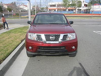 2013 Nissan Frontier NISSAN FRONTIER