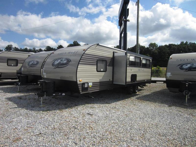 2017 Forest River Cherokee Grey Wolf 26BH