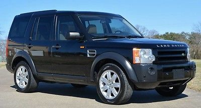 2008 Land Rover LR3 HSE LUX 2008 LR3 HSE LUX 3rd Row Seating Immaculate Well Kept Navigation Heated Seats