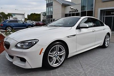 2015 BMW 6-Series Base Sedan 4-Door 2015 BMW 6 Series 640i xDrive Gran Coupe M SPORT