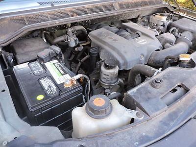 2004 Nissan Titan XE Crew Cab Pickup 4-Door 2004 Nissan Titan XE Crew Cab Pickup 4-Door 5.6L