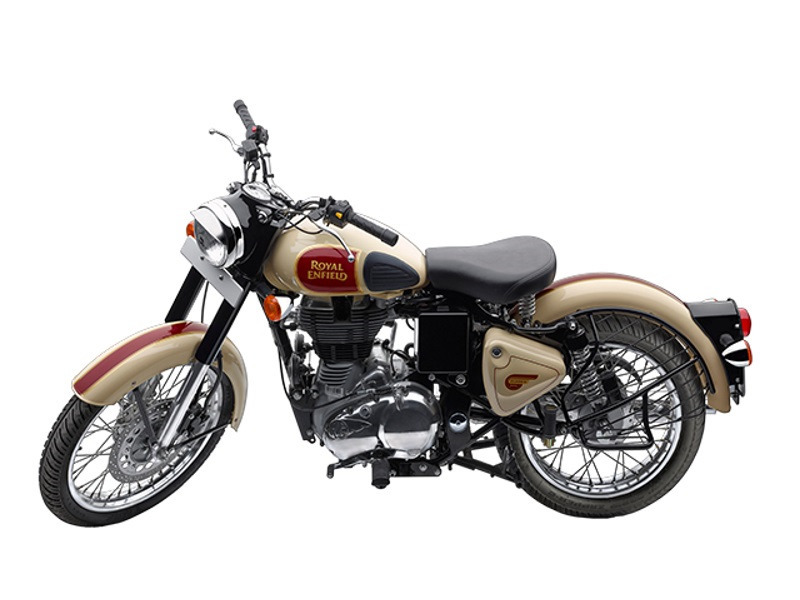 2016 Royal Enfield Classic 500 Domestic