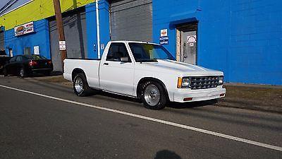 1985 Chevrolet S-10  1985 S10 383 Stroker V8