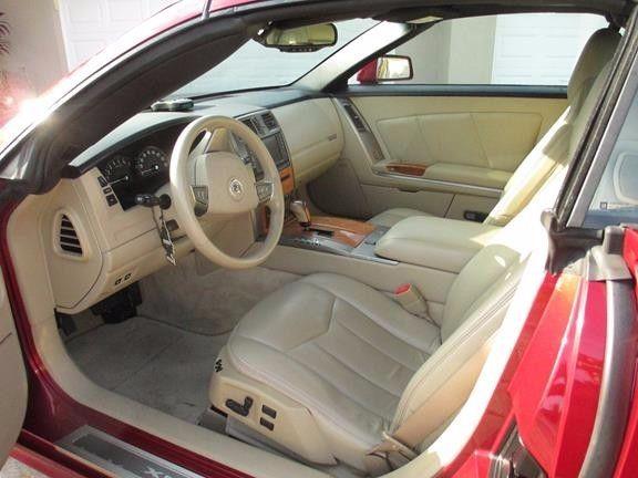 2008 Cadillac XLR 2008 Cadillac XLR Hardtop Convertible, 2