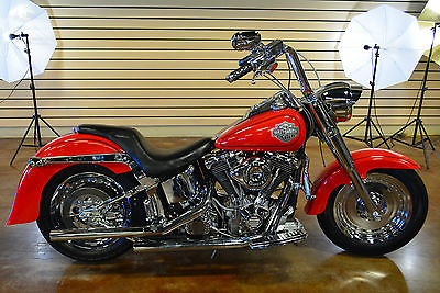1993 Harley-Davidson Softail 1993 Harley Davidson Softail Fat Boy FLSTF Custom Clean Title Nice Bike