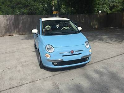2014 Fiat 500 500 Lounge 1957 Version Like new! 2014 Fiat 500 Lounge