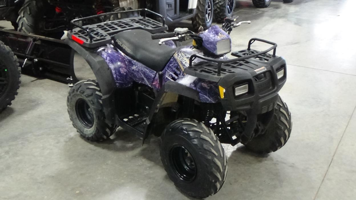 2005 Polaris Sportsman 90 Motorcycles for sale