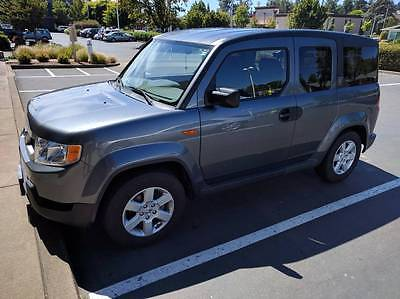 2011 Honda Element EX 2011 Honda Element EX Only 59k miles! With Cabela's SUV tent!