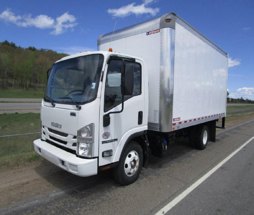 2016 Isuzu Npr-Hd Box Truck - Straight Truck