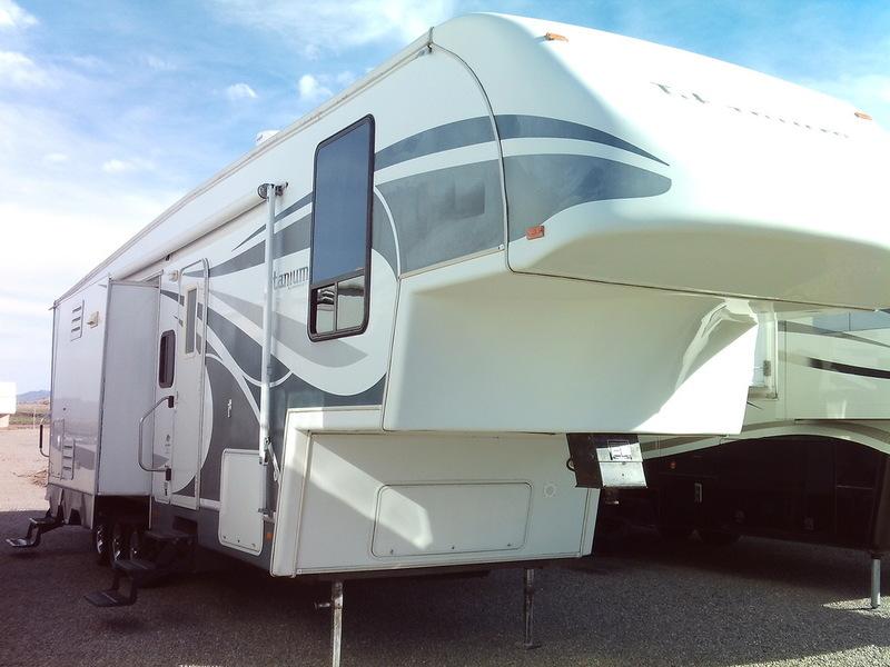 2006 Glendale Rv Titanium 36E41