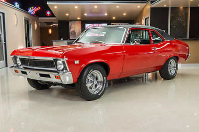 1968 Chevrolet Nova Nut & Bolt Restored! GM Crate 350ci V8, 200R4 Automatic, A/C, PS, PB & More!