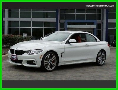 2015 BMW 4-Series 435i 2015 435i Used Turbo 3L I6 24V Automatic Rear Wheel Drive Convertible Premium