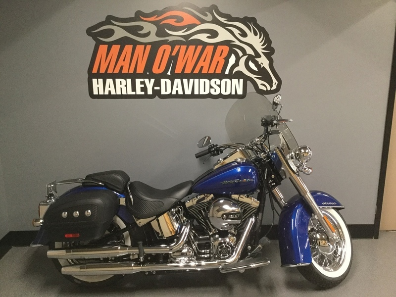 Harley softail deluxe motorcycles for sale in lexington for Yamaha lexington ky