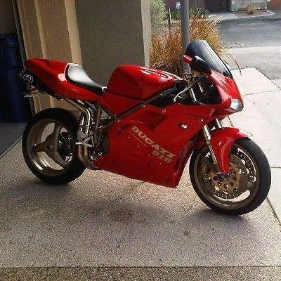 1995 Ducati Superbike  1995 Ducati 916
