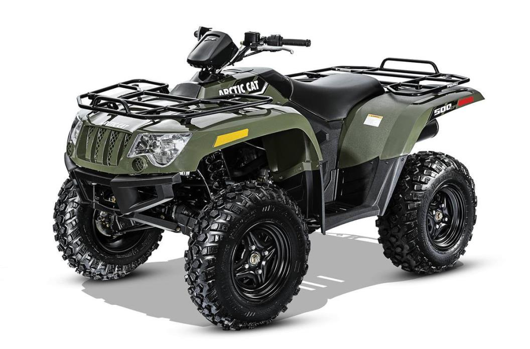 Arctic Cat Atv 500 Motorcycles For Sale