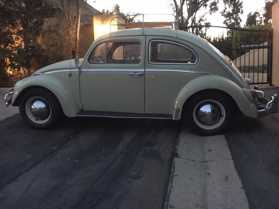 1964 Volkswagen Beetle - Classic STEEL SUNROOF-FLIP REAR WINDOWS 1964 Volkswagen Beetle - 54K MILES, Steel Sunroof, Rare Flip Open Rear Windows