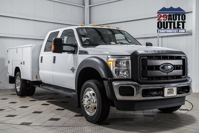 2013 Ford Super Duty F-550 Drw