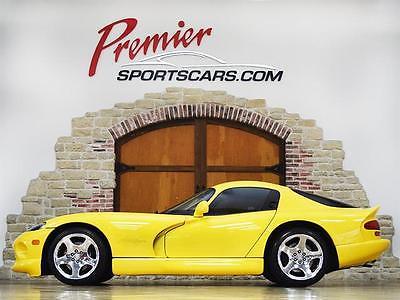 2002 Dodge Viper GTS 2002 Dodge Viper GTS