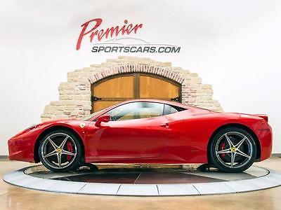 2015 Ferrari 458 -- 2015 Ferrari 458 Italia
