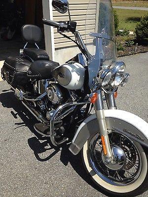 2008 Harley-Davidson Softail  motorcycle