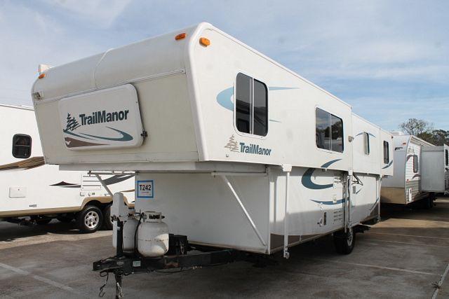 2008 Trailmanor Trailmanor 3023