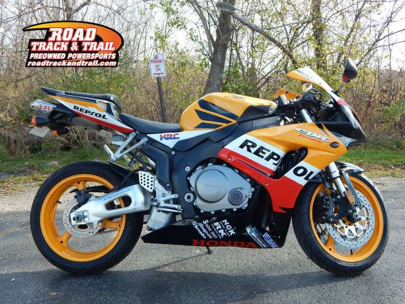 2006 Honda Cbr1000rr Repsol Motorcycles For Sale