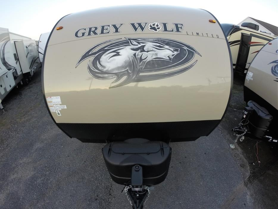 2017 Forest River CHEROKEE GREY WOLF 23DB