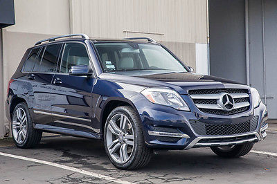 2014 Mercedes-Benz GLK-Class PREMIUM ** 2014 MERCEDES BENZ GLK350 4MATIC LOADED ** SALVAGE TITLE MINT ! ** MUST SEE *