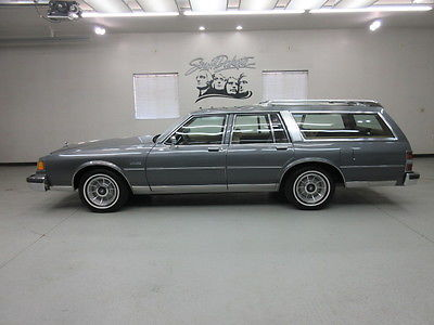 1989 Buick LeSabre Estate 1989 Buick LeSabre Estate Wagon