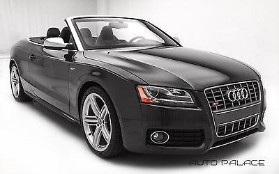 2011 Audi S5 Premium Plus 2011 Audi S5