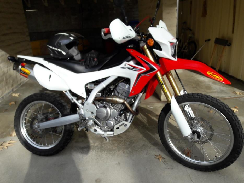 2012 honda cfr motorcycles for sale in california. Black Bedroom Furniture Sets. Home Design Ideas