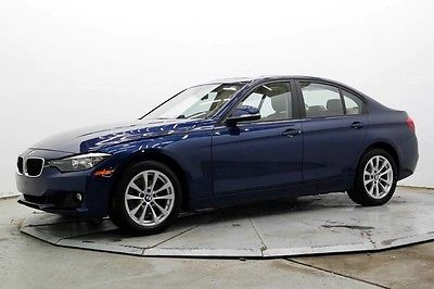 2016 BMW 3-Series 320i xDrive AWD Auto SDN Nav Htd Seats Bluetooth Pwr Moonroof 3K Must See and Drive Save