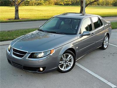 2007 Saab 9-5 2.3L TURBO $3,800 SERVICE JUST DONE / 5-SPD + NEW CLUTCH / CLEAN CARFAX / XENONS + HEATED S
