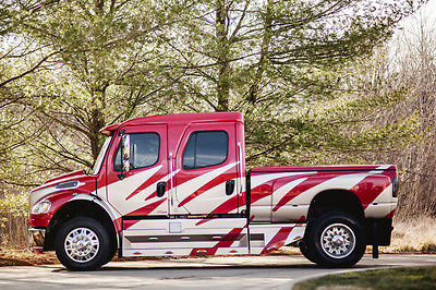 2007 Other Makes P2XL SPORTCHASSIS SPORT HAULER  2008 FREIGHTLINER SPORTCHASSIS P2XL RHA114 C4500 F350 F650 F550 CXT MXT 4400