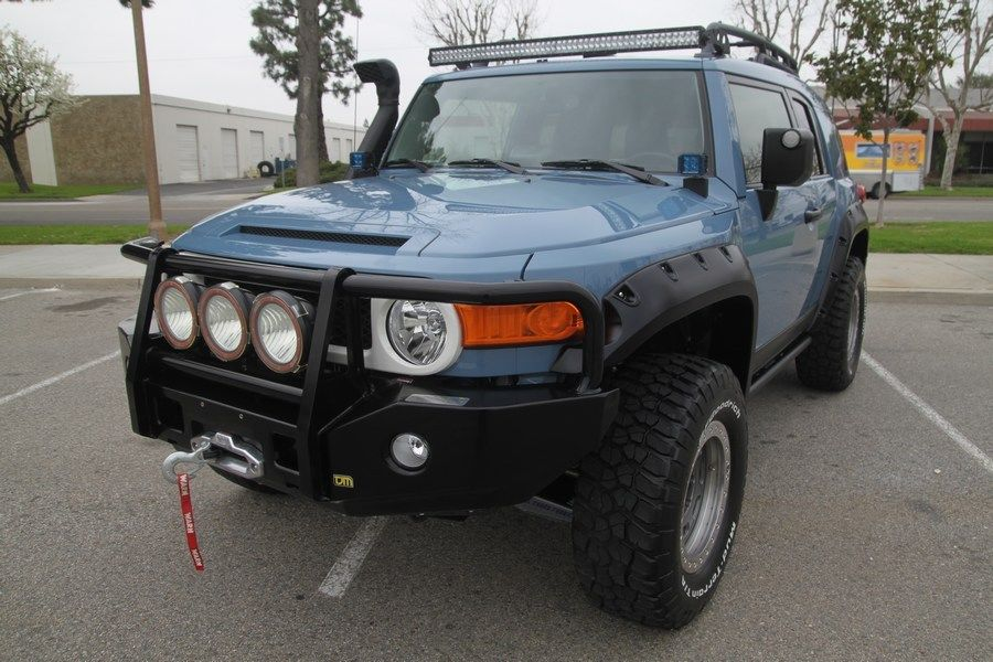 2014 Toyota FJ Cruiser ULTIMATE EDITION ONE OF A KIND 2014 Toyota FJ Cruiser Ultimate Edition ONE OF A KIND ONLY 9700 MILES
