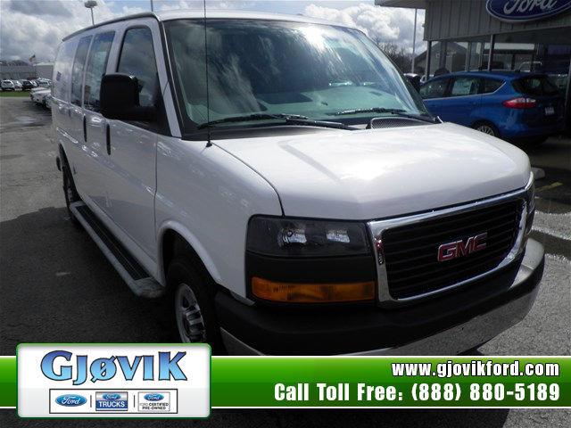 2015 Gmc Savana 2500 Van