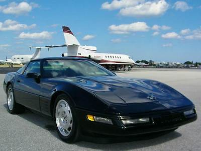 1994 Chevrolet Corvette -- WOW!! CLEAN HIST!! CHEVROLET CORVETTE!! B&M SHFTR!! CORSA EXHAUST!! GLASS ROOF!!