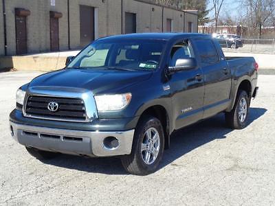 2007 Toyota Tundra SR5 CREW CAB SR5 2007 Toyota Tundra SR5 CREW CAB 5.7 LITER 4X4 RUST FREE TOW PACKAGE SERVICED